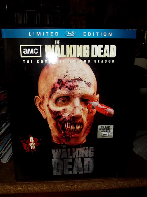 Collection n°285 : cinebluray Zombie10