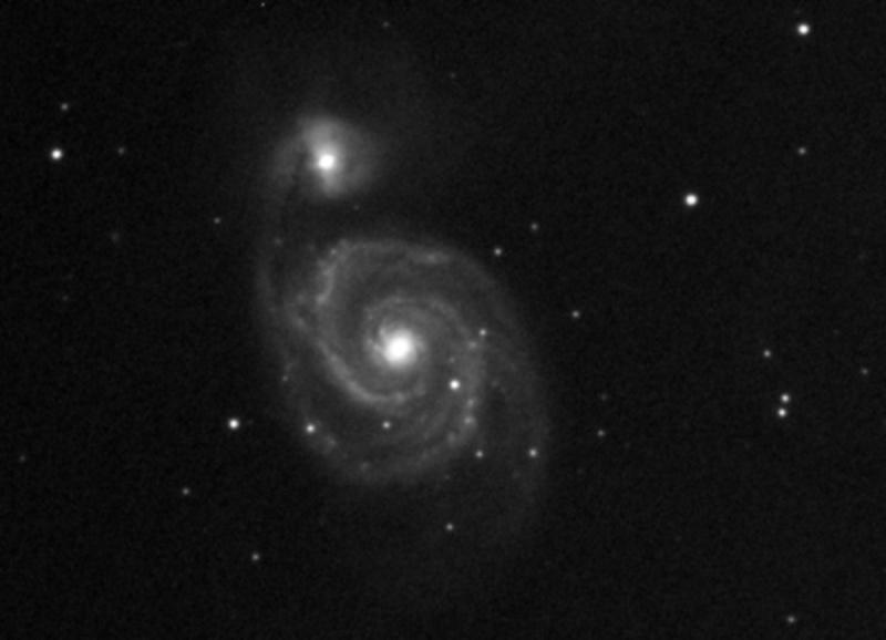 La fin approche ... SN2011dh M51du012