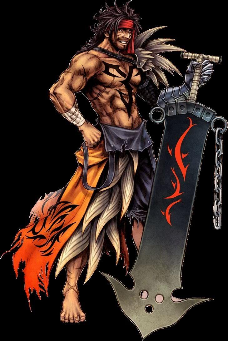 Ficha de Serch Wesker Dissid10