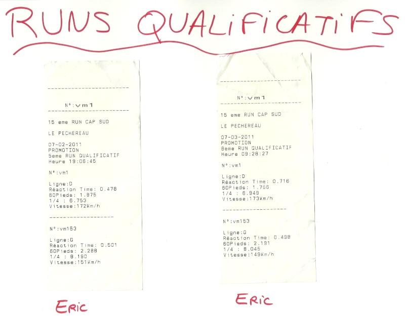 RUN CAP SUD, Championnat de France Dragster – 2 et 3 juillet - Page 5 Numari11