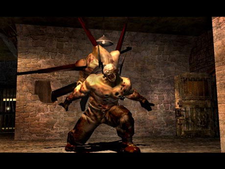Silent Hill Monsters Marksm10
