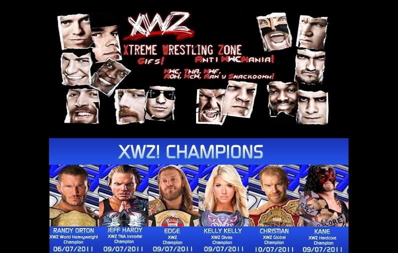 Xtreme Wrestling Zone.