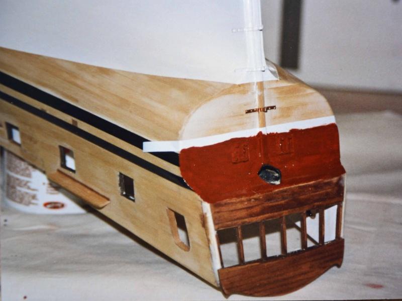 Building HMS Blandford (1719) Blandf12