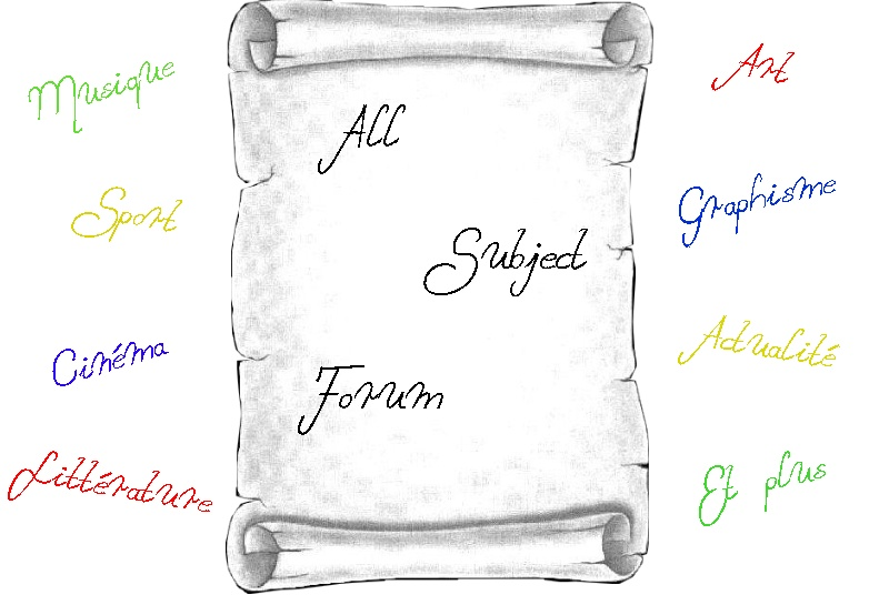 All Subject Forum Wall_b10