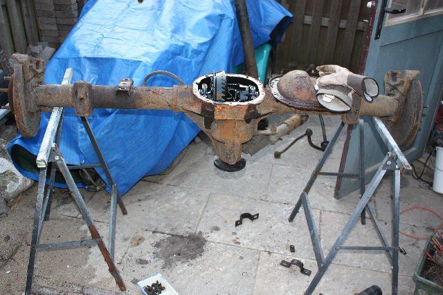 Ford 8.8 swap - Pagina 2 Img_1712