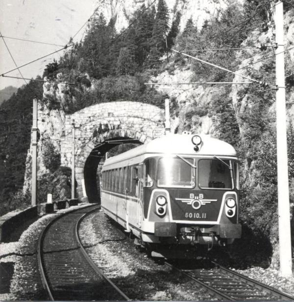 100 Jahre Mittenwaldbahn  Bahnfr10