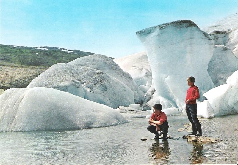 Impressionen aus Norwegen Gletsc10