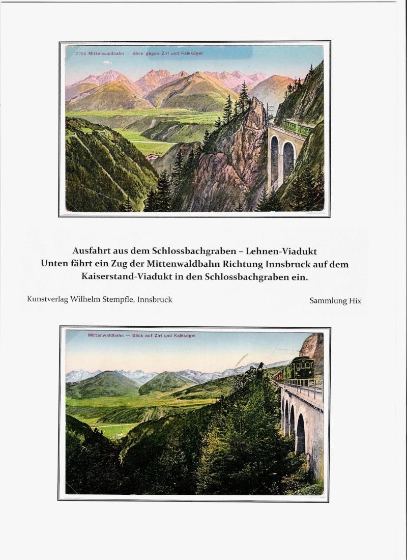 100 Jahre Mittenwaldbahn  Kaiser10
