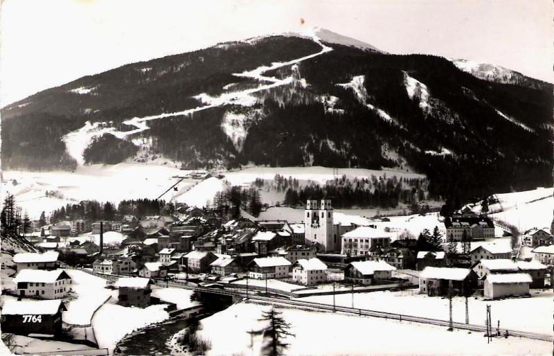 Alte Ansichten von Steinach - Mein Heimatort ganz nostalgisch Piste10