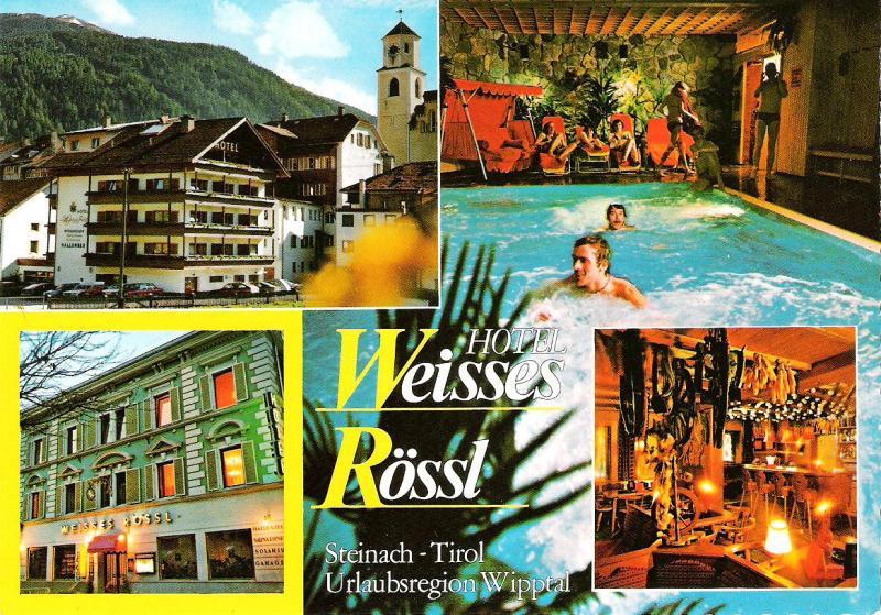 Alte Ansichten von Steinach - Mein Heimatort ganz nostalgisch Rassl210