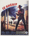 Affiches films / Movie Posters Shérif / Sheriff Le_she10