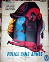 Affiches Films / Movie Posters  POLICE Police19