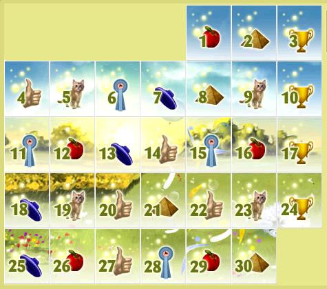 Le calendrier de septembre ... pleins de cadeaux Calend10