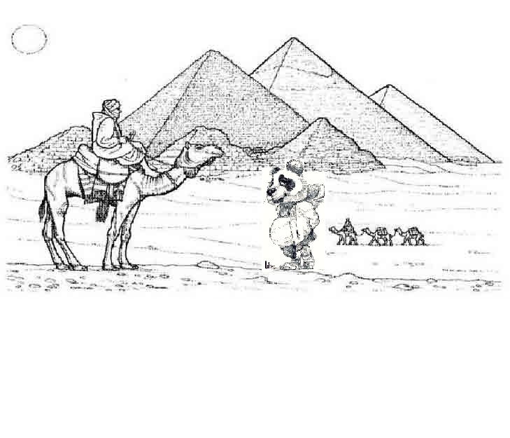 voyage en egypte Pyrami10