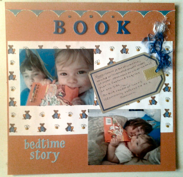 Sue's Challenge GALLERY! Load images here!! Book10