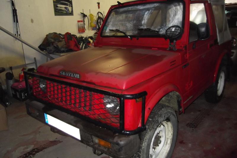 et un nouveau de plus dans le garage Dscf1225