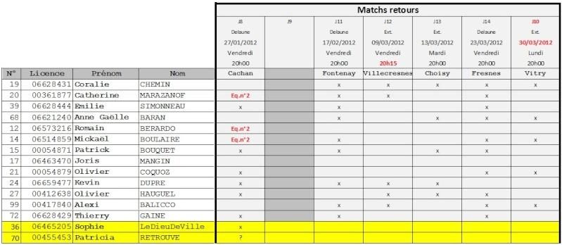 Calendrier Equipe 3 Compos11