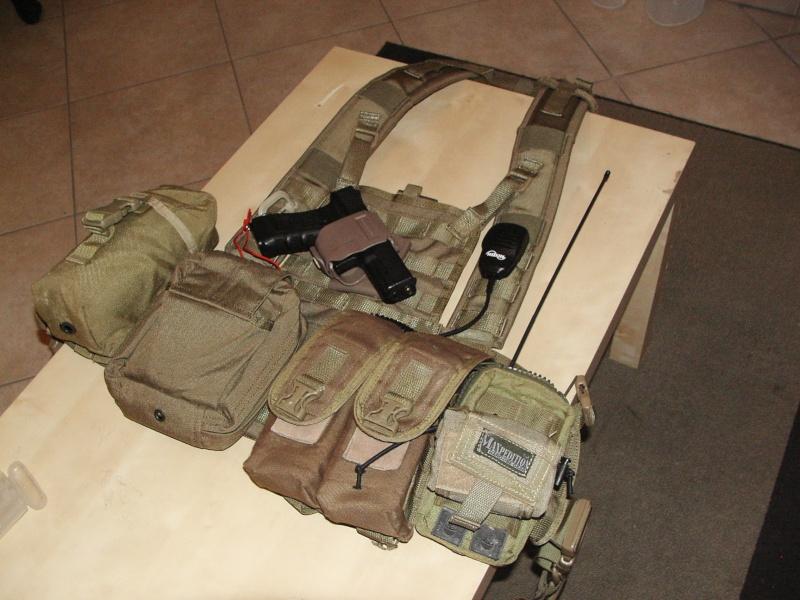 Recensione Rhodesian Recon Vest in Coyote Brown marca Pantac  1_110