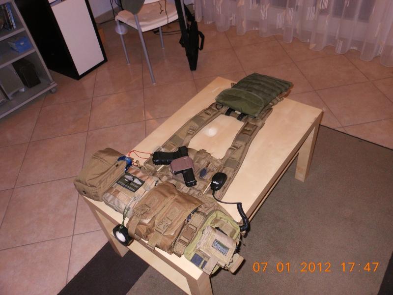 Recensione Rhodesian Recon Vest in Coyote Brown marca Pantac  1_210