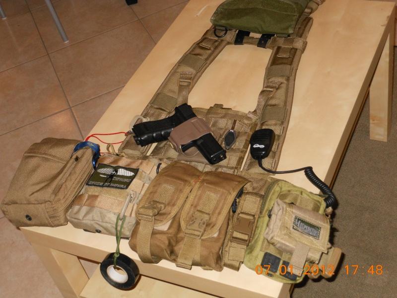 Recensione Rhodesian Recon Vest in Coyote Brown marca Pantac  1_2_110