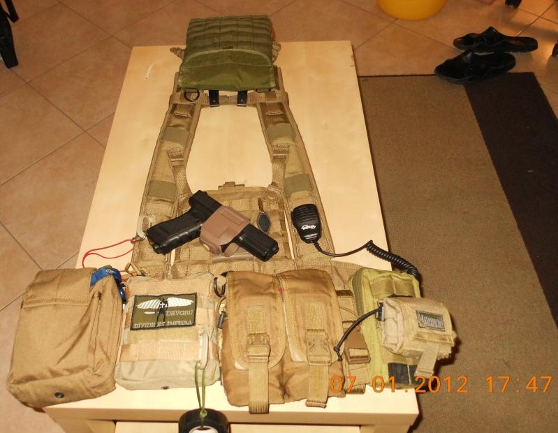 Recensione Rhodesian Recon Vest in Coyote Brown marca Pantac  1_2_210