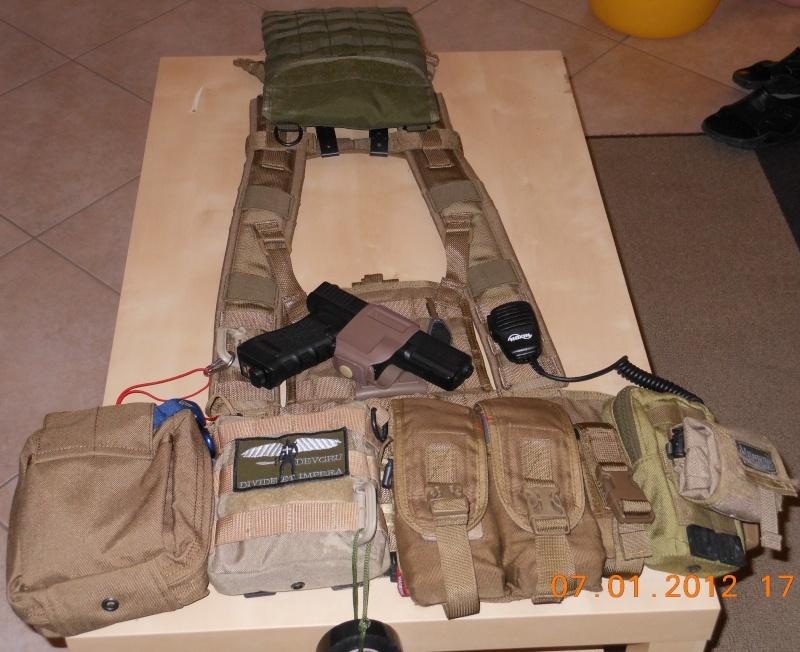 Recensione Rhodesian Recon Vest in Coyote Brown marca Pantac  1_2_310