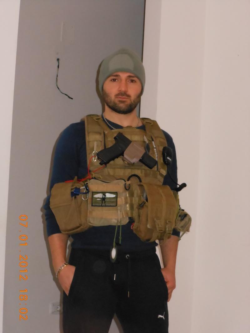 Recensione Rhodesian Recon Vest in Coyote Brown marca Pantac  1_2_410