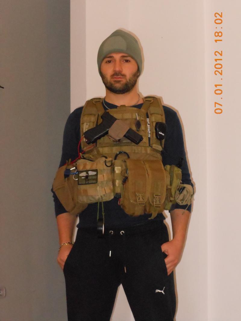 Recensione Rhodesian Recon Vest in Coyote Brown marca Pantac  1_2_610