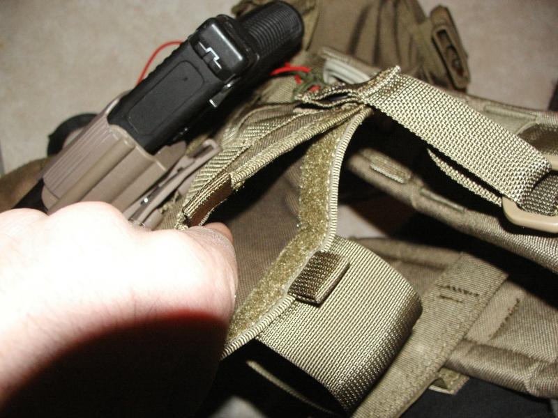 Recensione Rhodesian Recon Vest in Coyote Brown marca Pantac  Kif_2229