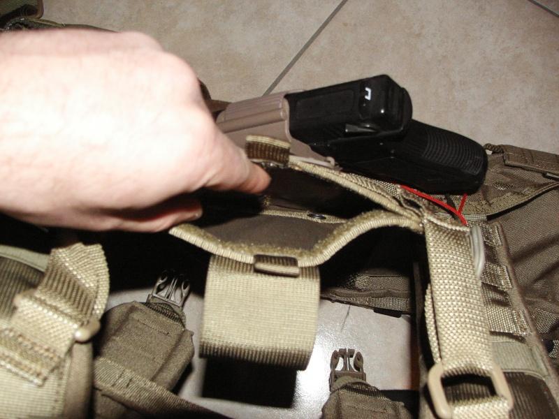 Recensione Rhodesian Recon Vest in Coyote Brown marca Pantac  Kif_2230