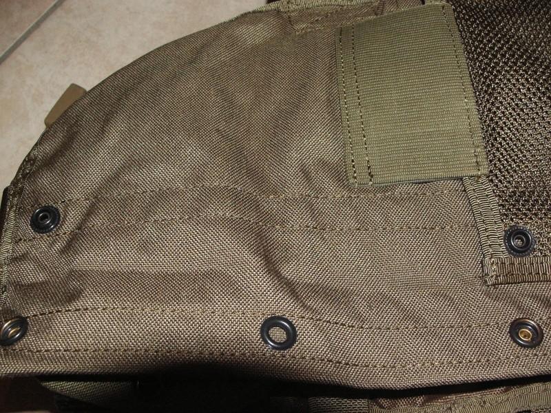 Recensione Rhodesian Recon Vest in Coyote Brown marca Pantac  Kif_2237