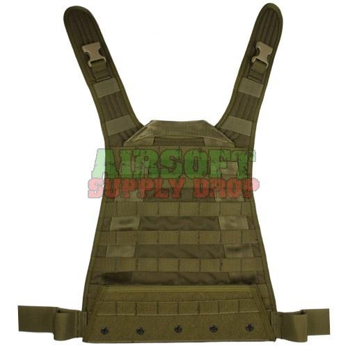 Recensione Rhodesian Recon Vest in Coyote Brown marca Pantac  Ph-cg-10