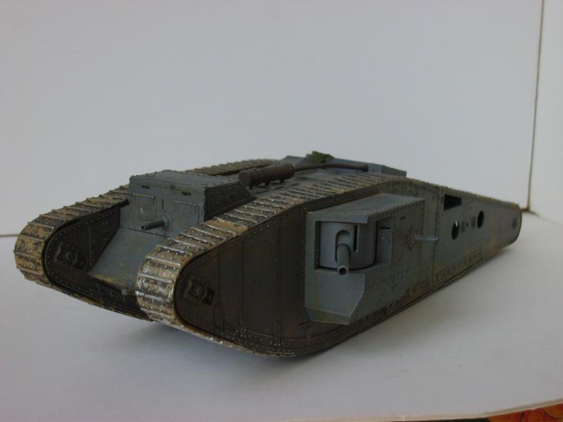 Char anglais Tadpole S6000830