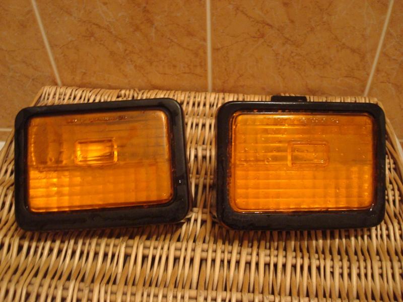 2 clignotants orange Pontiac Trans Sport 90/96 Dsc06811