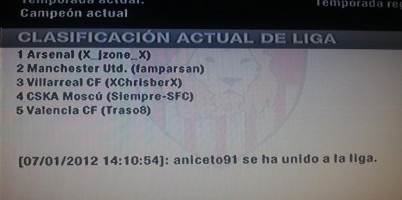 Tabla de posiciones y resultados ( Torneo FIFA12 ) - Página 7 2012-013