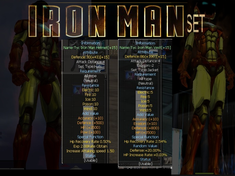 IRONMAN SET Iron_s10