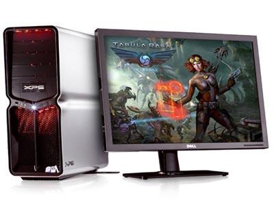 """Bán trả góp Máy vi tính gia đình LCD 17"""" TT: 1.590.000  Dell-x10"""