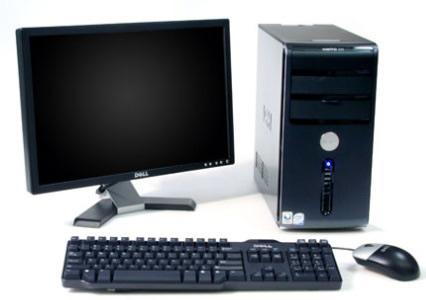 Máy vi tính gia đình Bán trả góp : trả trước 1.190.000 Dell_d10