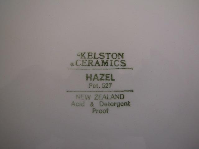 kelston Ceramics Hazel and Petula d255, Panama d436 and other coloured clematis Hazel111