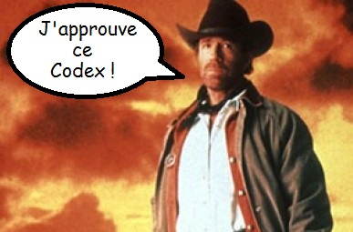 "Codex ""Chuck Norris"" Walker10"