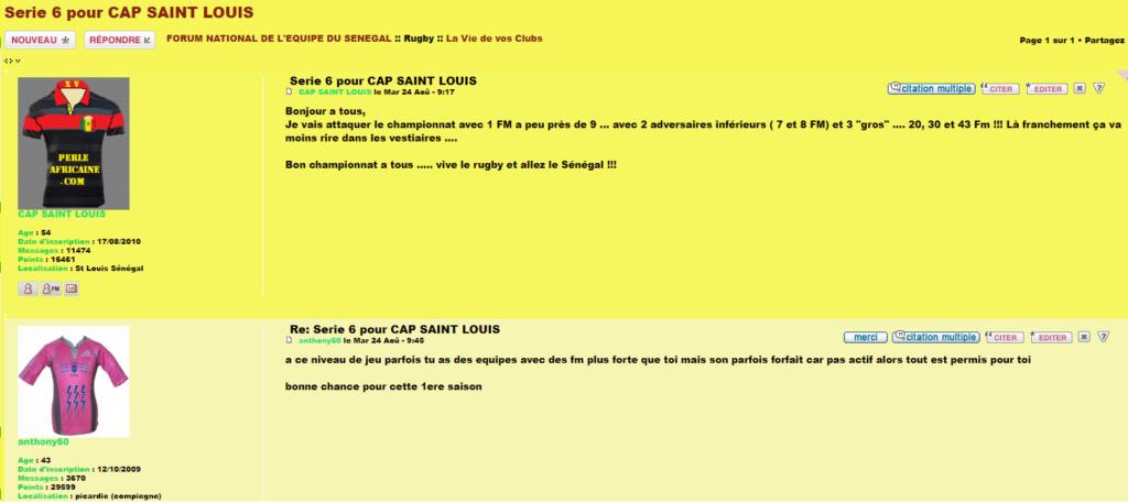CAP SAINT LOUIS - Page 13 Serie10
