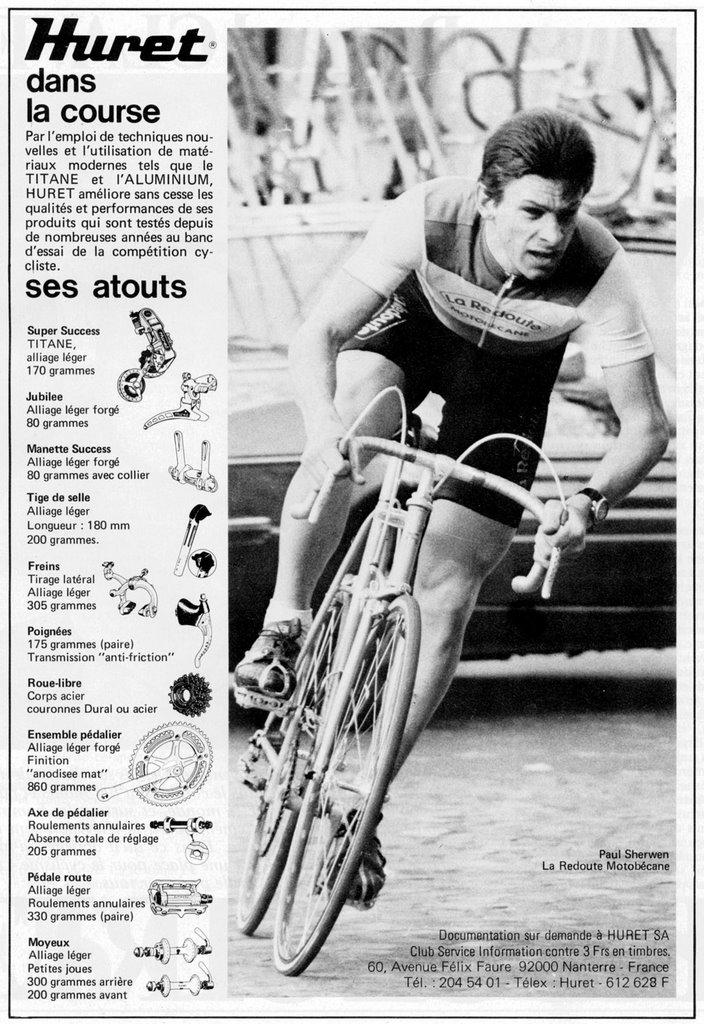 Super Vitus 971 Artisal de ~1978 Huret-10