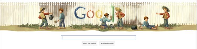 Google celebra Mark Twain 010