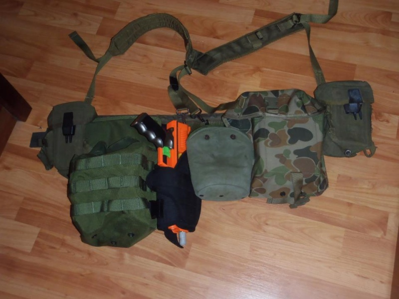 [ARTICLE: TAC GEAR] Setting up a Webbing Rig 54358011