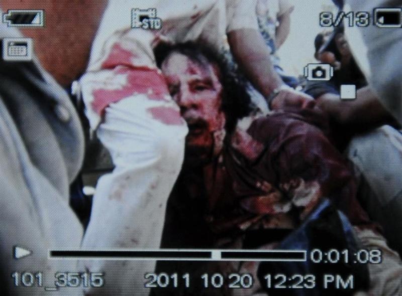 Kadhafi a été tué K9-4-510