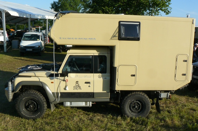 Abenteuer & Allrad (Adventure Wheel) Show, Germany  2012  7-10 June 2012 Allrad13