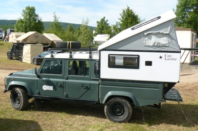Abenteuer & Allrad (Adventure Wheel) Show, Germany  2012  7-10 June 2012 Allrad26