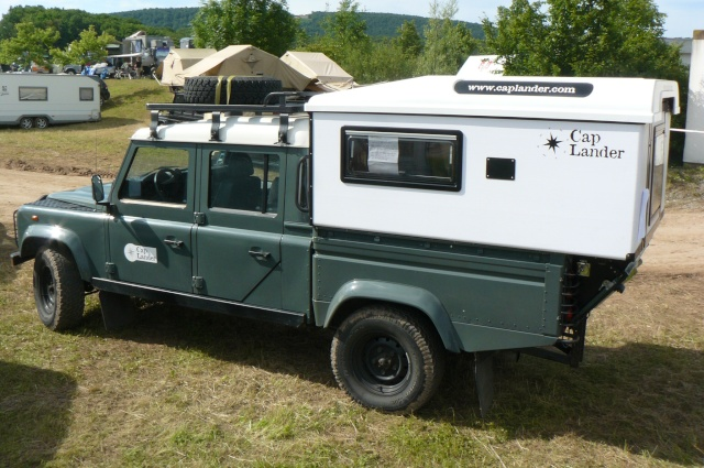 Abenteuer & Allrad (Adventure Wheel) Show, Germany  2012  7-10 June 2012 Allrad27