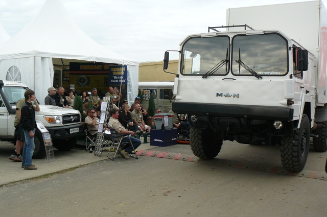 Abenteuer & Allrad (Adventure Wheel) Show, Germany  2012  7-10 June 2012 Allrad42
