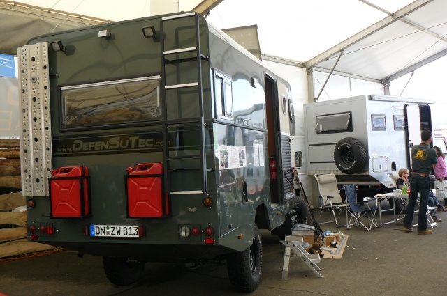 Abenteuer & Allrad (Adventure Wheel) Show, Germany  2012  7-10 June 2012 Allrad48